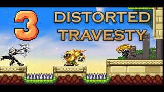 Vamos Jogar Distorted Travesty 3 - 29 - Rodando engrenagens