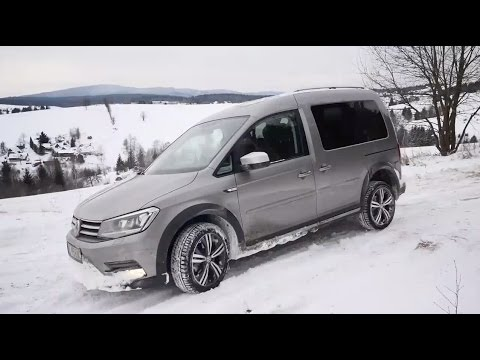 volkswagen caddy alltrack youtube. Black Bedroom Furniture Sets. Home Design Ideas