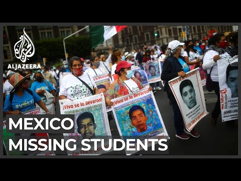 Mexico issues new warrants in 2014 students' disappearance case