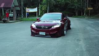 Red Accord G9 Part By Garage Unique