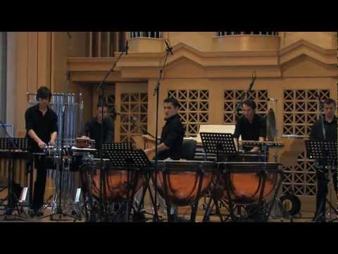 John Beck Concert for timpani  - played by Oleg Sokolov