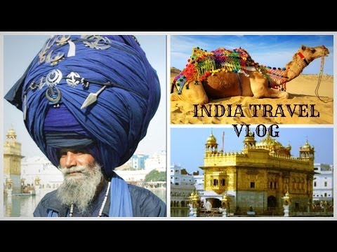 India Travel Vlog,Golden Temple Amritsar Punjab,New Delhi,Si