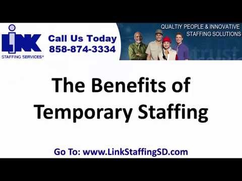 Temp Agency San Diego | Staffing Services ☎ 858-874-3334
