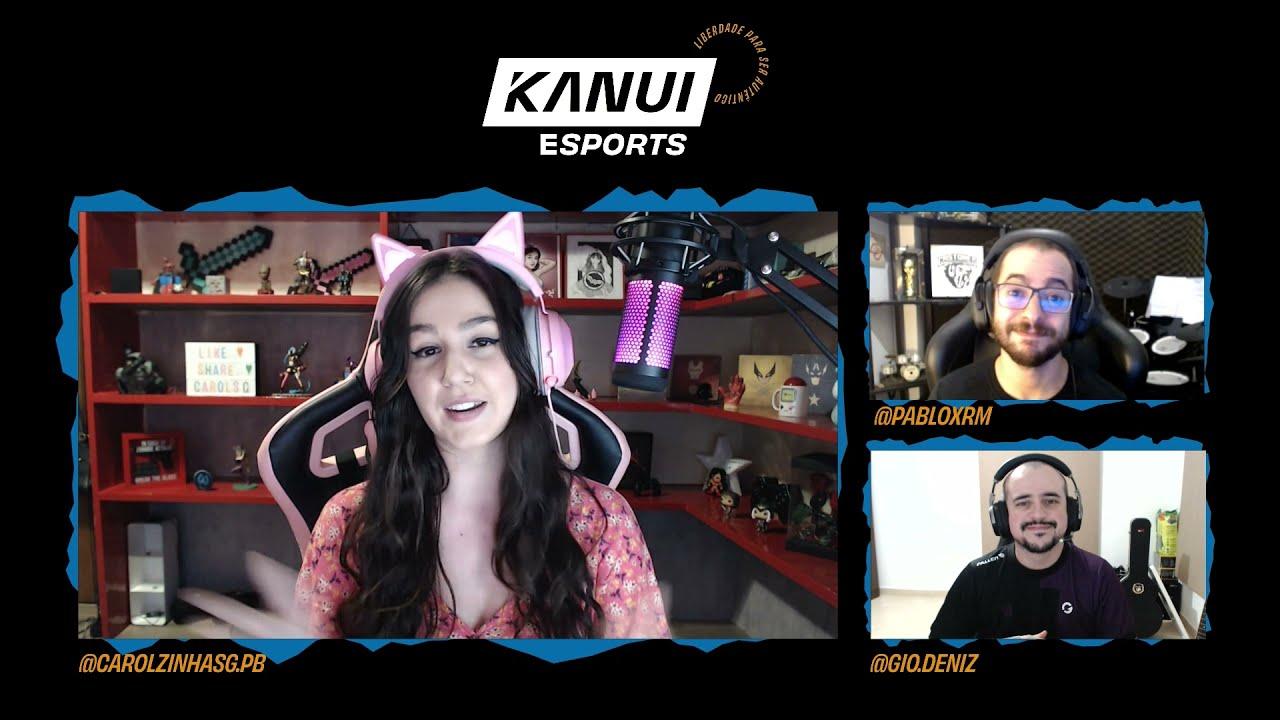 Campeonato de CS GO da Kanui • Resumo