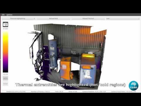 Spectra: 3D MultiSpectral Fusion and Visualisation Toolkit