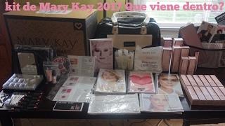 Kit de MARY KAY 2017 Que viene dentro?