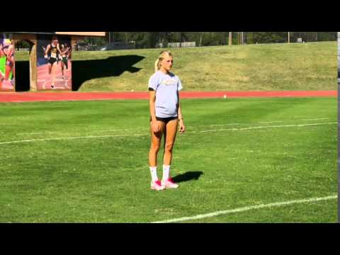 Key Plyometric Drills For Long Jumpers! - Track 2015 #30