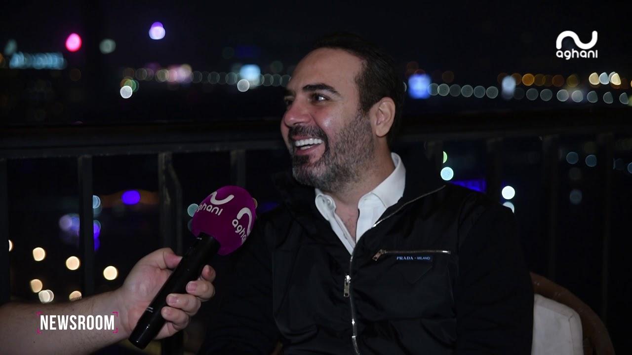 وائل جسار من دار الاوبرا المصرية: أعيد وأكرّر أنا الأكثر جماهيريّة في مصر!