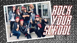 "Eagle Nation ""Rock Your School"" 2018"