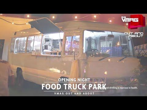 Food Truck Park opens its doors