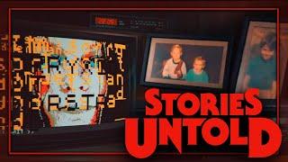 오빠가 미안해, 제니퍼 : 텍스트 서스펜스 Stories Untold