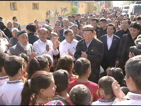 Human Right Watch: Muslim Xinjiang Diawasi Konstan Menggunakan Aplikasi Seluler