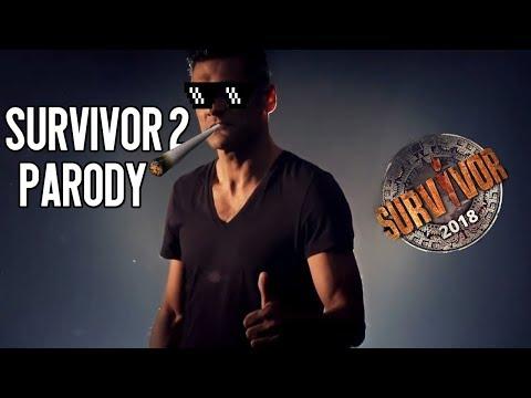 SURVIVOR 2 GREEK PARODY!!