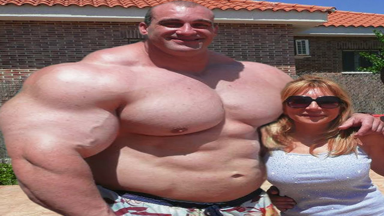 Biggest body builders