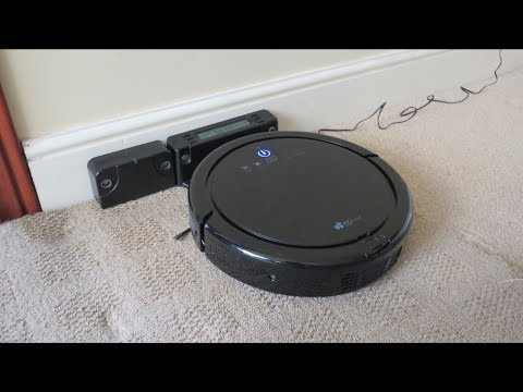 EC Technology Robotic Vacuum Cleaner Unboxing & Review | The Coolest Robot Ever