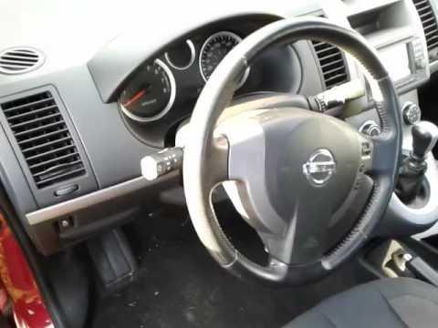 jordan s 2012 nissan sentra se r spec v manual transmission red rh youtube com 1994 Nissan Sentra Transmission Diagram 2012 nissan sentra automatic shift knob