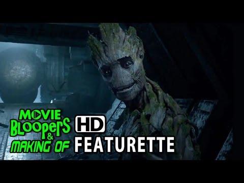 Download Guardians of the Galaxy (2014) Blu-ray Featurette - Vin Diesel as Groot