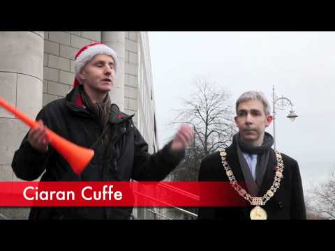 Ring your Bell to save the Cycling Officer! 20th December 2011