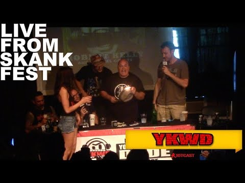 Live from Skankfest | #YKWD #PODCAST