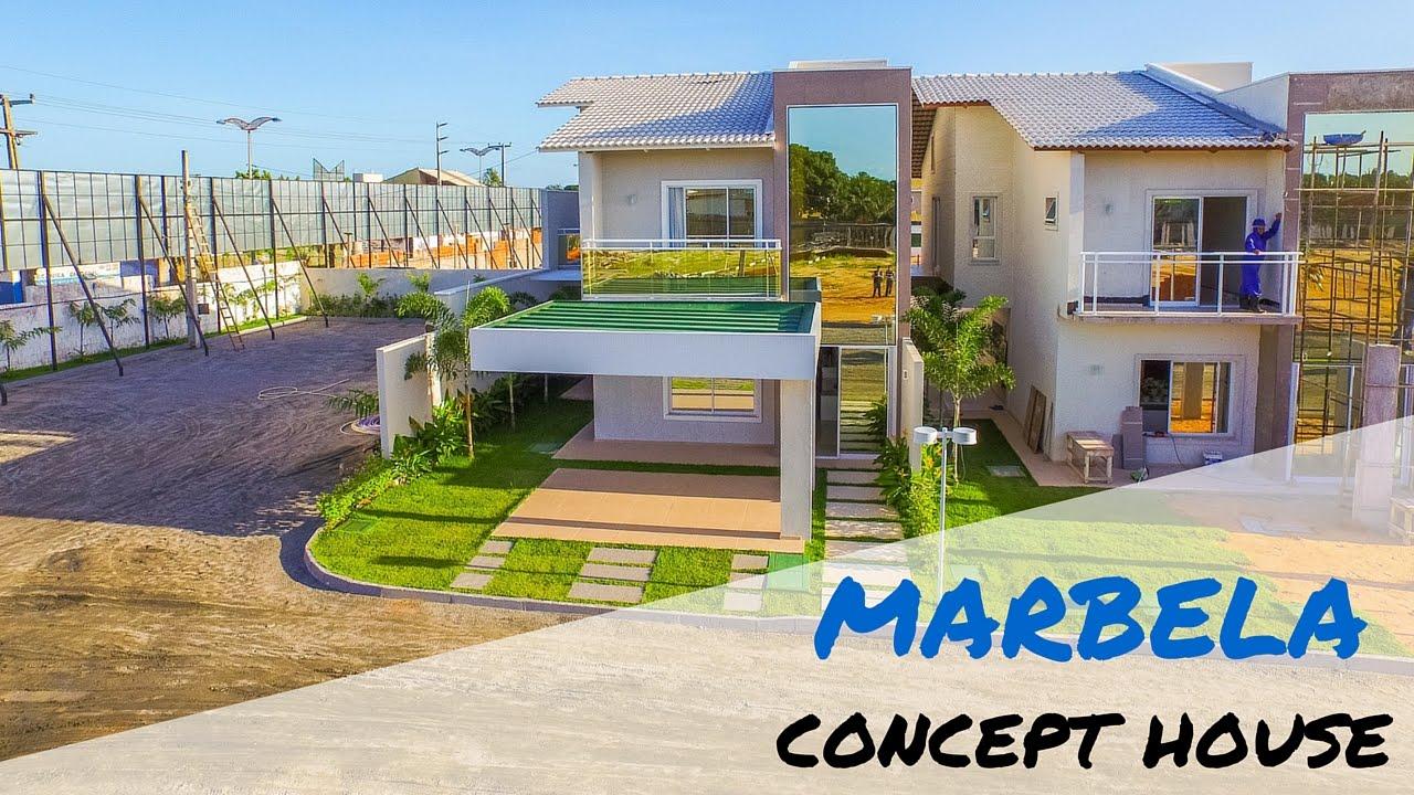 Marbela concept house condominio fechado de casas duplex for Housse storio max 7