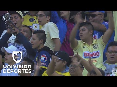 Los aficionados del América no le temen a Chivas, sino que quieren enfrentarlos
