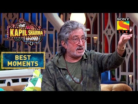 Shakti Kapoor - The Reel Life Villain | The Kapil Sharma Show Season 2 | Best Moments