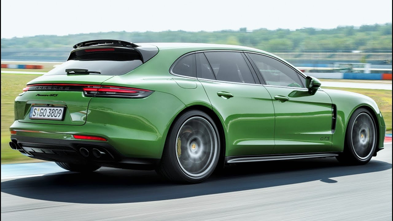 2019 Porsche Panamera Gts Sport Turismo Outstanding Performance