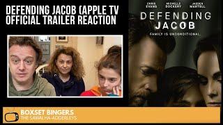 Defending Jacob Reactions