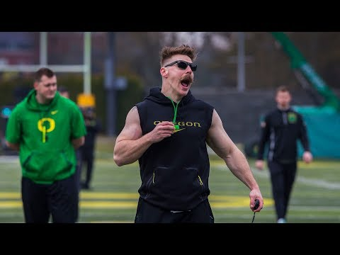 Oregon Football: Fast and loud