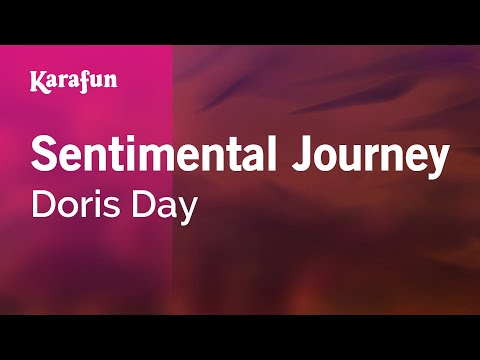 Karaoke Sentimental Journey - Doris Day *