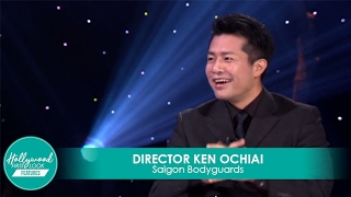 How Japanese Producer KEN OCHIAI Casted THAI HOA And KIM LY For Saigon Bodyguards