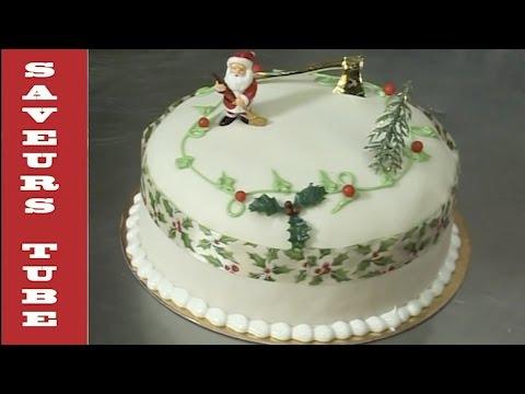 Christmas Cake with