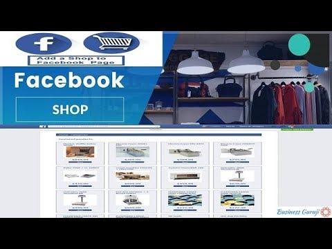 How To Create A Facebook Shop/Store  And Sell Products Online   Create Shop On Facebook