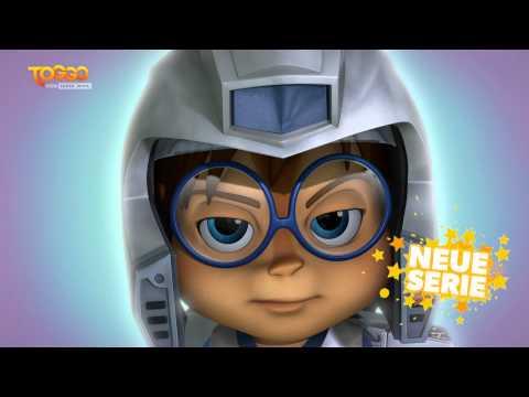 Alvinnn!!! und die Chipmunks   bei TOGGO von SUPER RTL