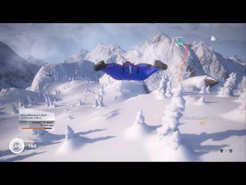 STEEP Ubisoft Annecy's dare