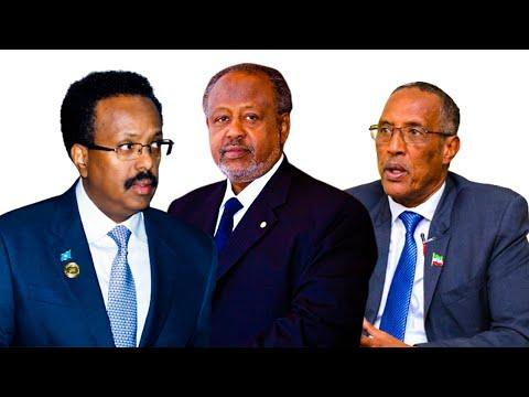 Xogta Booqashada Madaxweyne Biixi ee Djibouti Iyo Wararkii ugu dambeeyay Gobolka Gedo   TIIGSIGA FOG