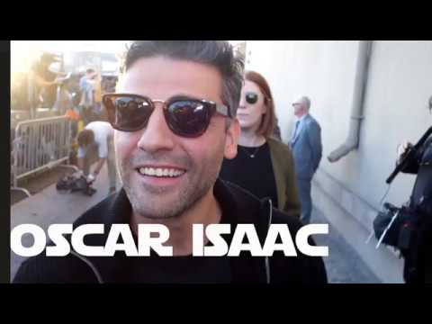 Oscar Isaac, actor de Star Wars, saluda a Guatemala | Prensa Libre