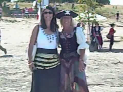Pirates at Discovery Park in Sacramento 0001
