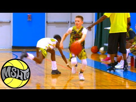 "7th Grader Tommy ""Handles"" Hanly destroys the Elite Basketball Circuit"