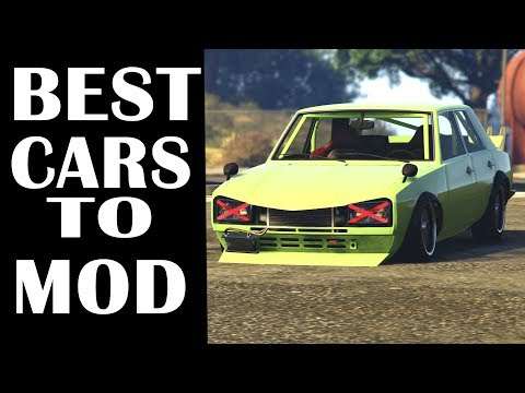 Best Cars To Modify In GTA 5 Online