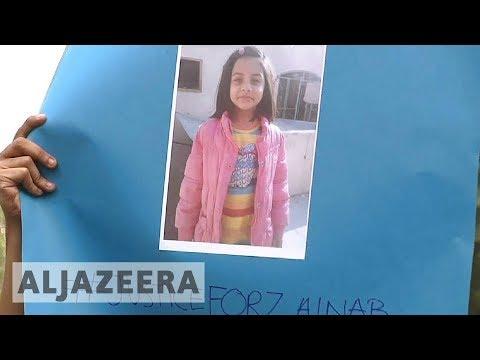 🇵🇰 Pakistan: Rape, murder of 6-year-old Zainab stirs anger