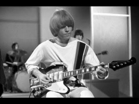 Rolling Stones - Mercy Mercy (Brian Jones Live on Shindig)