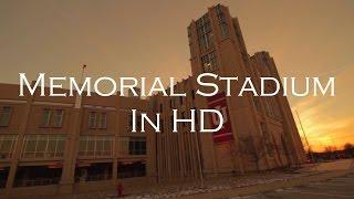 IU Memorial Stadium in HD - Indiana University Football