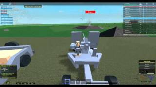 ROBLOX: ARMORED PATROL-SHOOTING DOWN BIRDS WITH AN AA
