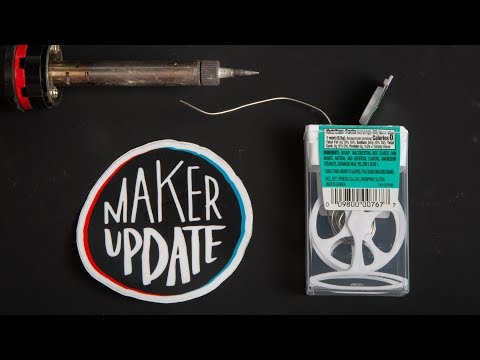 Maker Update: Privacy Parasite