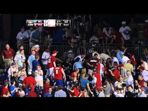 Domonic Brown - Philadelphia Phillies 2013 Highlights HD