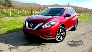2015 Nissan Murano - FIRST DRIVE