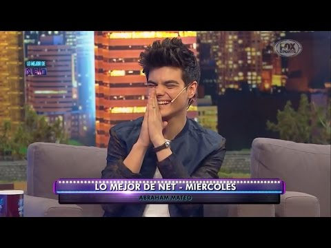 Net: Nunca Es Tarde | Abraham Mateo | Completo Fox Sports