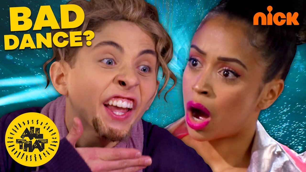 Download Liza Koshy Learns To Bad Dance! | All That