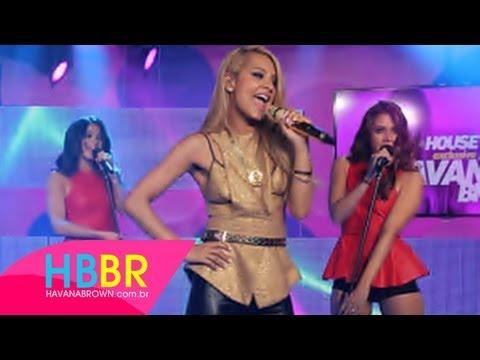 Havana Brown - Medley of Hits (Big Banana, We Run The Night & You'll Be Mine) LIVE
